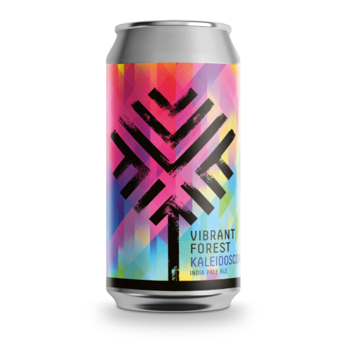 440Ml Vibrant Kaleidoscope